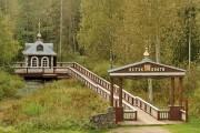 Ольгинский монастырь. Неизвестная часовня над истоком Волги - Волговерховье - Осташковский городской округ - Тверская область