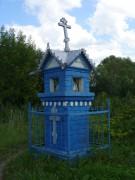 Часовня-столб - Большое Ходяшево - Зеленодольский район - Республика Татарстан