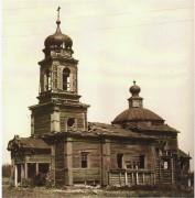 Церковь Спаса Нерукотворного Образа - Большое Ходяшево - Зеленодольский район - Республика Татарстан