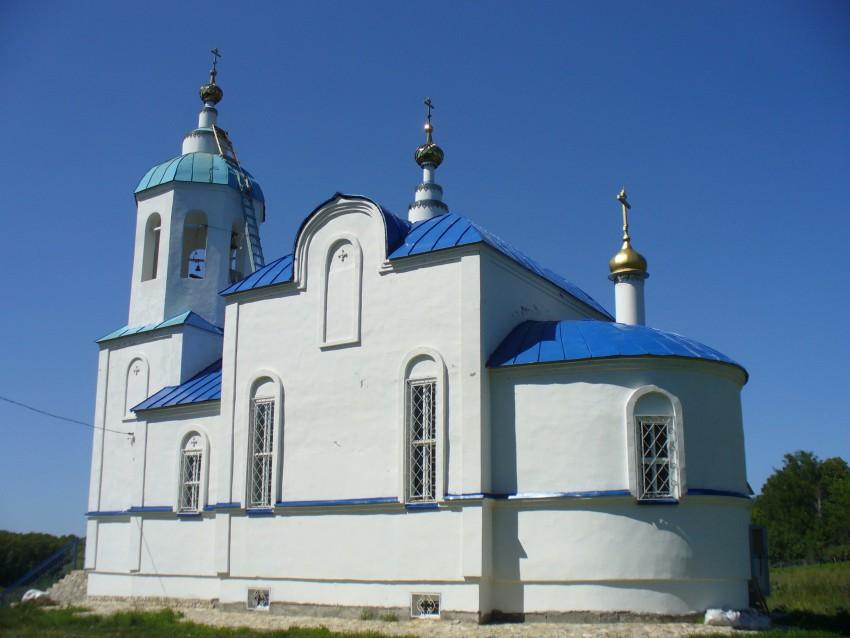 Церковь Тихвинской иконы Божией Матери, Соболевское