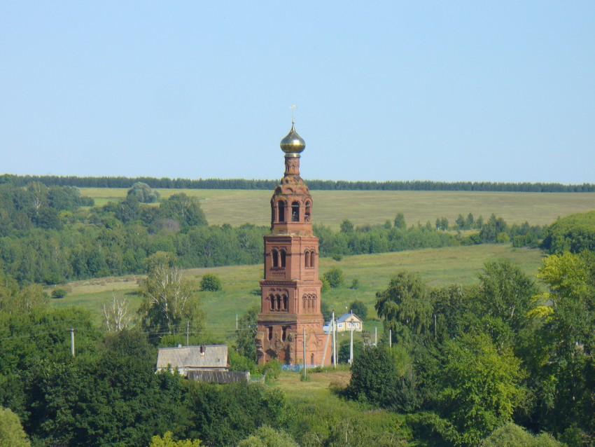 Колокольня церкви Спаса Преображения, Майдан