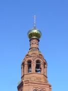 Колокольня церкви Спаса Преображения - Майдан - Верхнеуслонский район - Республика Татарстан