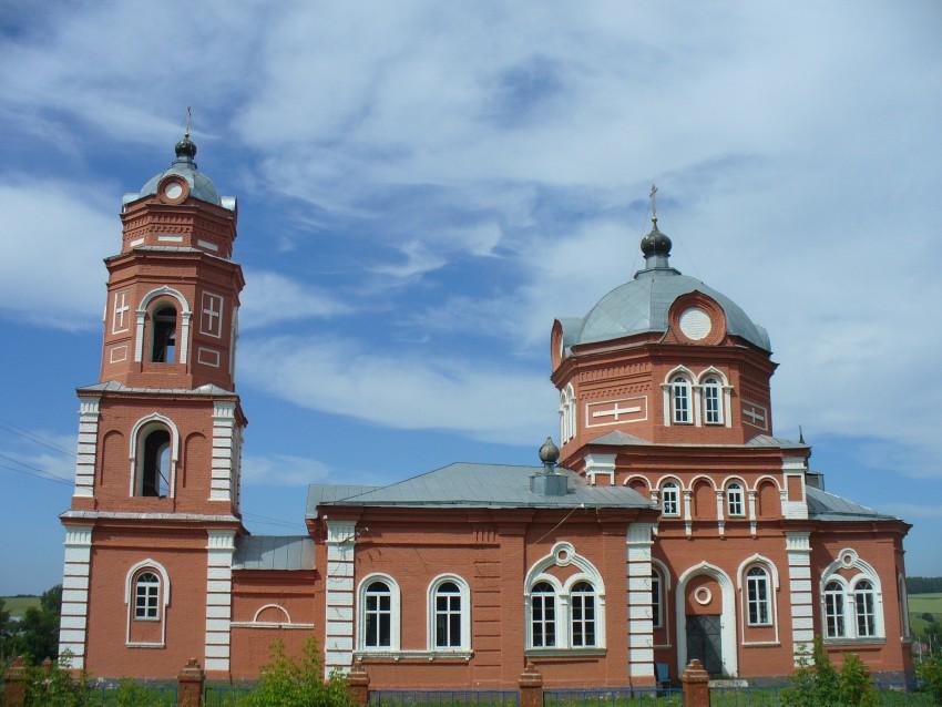 Церковь Николая Чудотворца, Коргуза