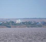 Церковь Троицы Живоначальной - Золотое - Красноармейский район - Саратовская область