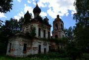 Церковь  Рождества Пресвятой Богородицы - Исаковское - Красносельский район - Костромская область
