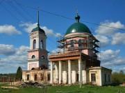 Церковь Уверения Фомы в Воскресении Христовом - Зайцево - Крестецкий район - Новгородская область