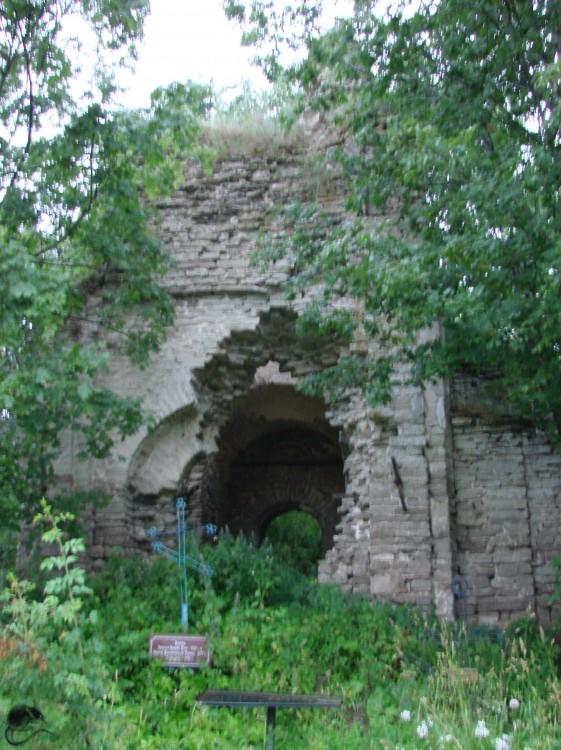 Церковь Илии Пророка, Конёчек