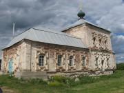 Церковь Троицы Живоначальной - Теньки - Камско-Устьинский район - Республика Татарстан