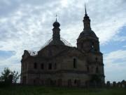 Церковь Троицы Живоначальной - Ямбухтино - Тетюшский район - Республика Татарстан