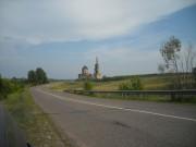 Церковь Николая Чудотворца - Карланга, урочище - Тетюшский район - Республика Татарстан