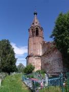 Церковь Флора и Лавра на Фроловском погосте - Фролы, урочище - Нерехтский район - Костромская область
