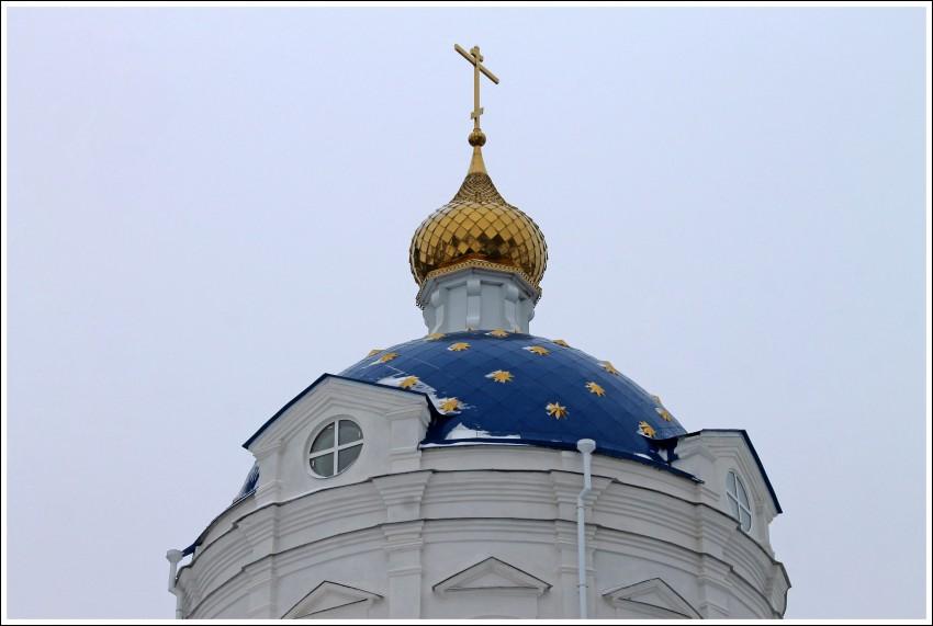 Ивановская область, Гаврилово-Посадский район, Бородино. Церковь Михаила Архангела, фотография. архитектурные детали