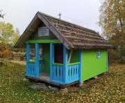 Часовня Троицы Живоначальной - Подмотса - Пылвамаа - Эстония
