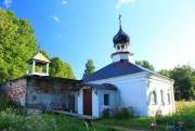 Церковь Успения Пресвятой Богородицы - Муханово - Сергиево-Посадский городской округ - Московская область