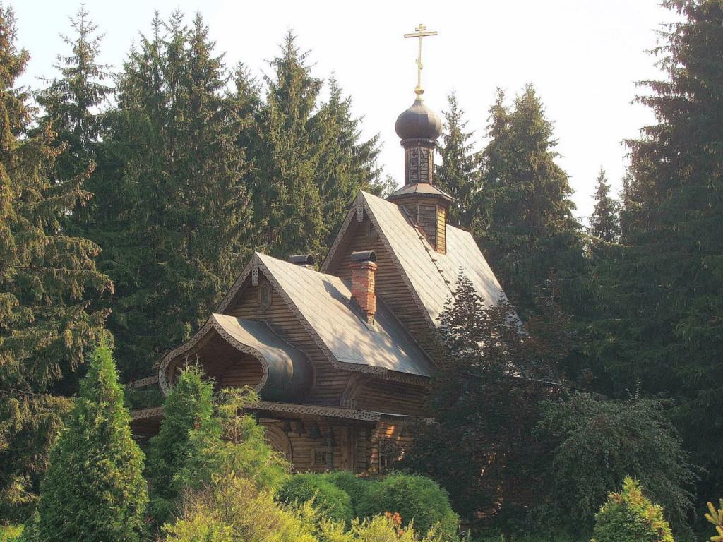 Церковь Сергия Радонежского, Благовещенье