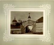 Новая Слобода. Софрониево-Молченская Печерская пустынь. Церковь Илии Пророка