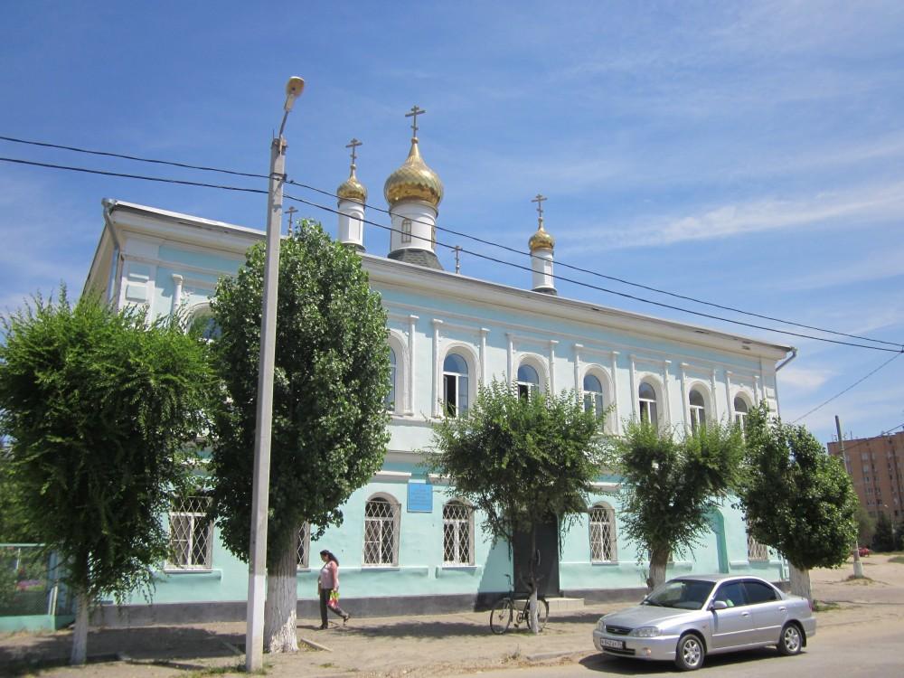 Церковь Троицы Живоначальной, Камышин