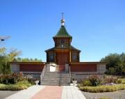 Церковь Покрова Пресвятой Богородицы - Зимняцкий - Серафимовичский район - Волгоградская область