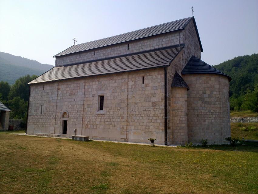 Монастырь Пива, Плужине