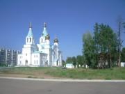 Кафедральный собор Троицы Живоначальной - Ангарск - Ангарский район - Иркутская область