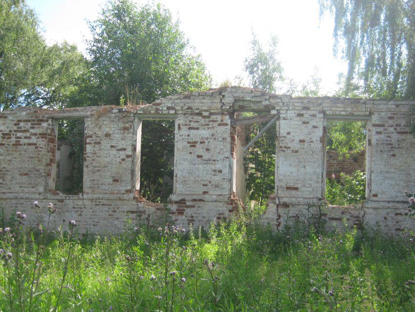Прилуцкий Николаевский  монастырь, Минина Полянка