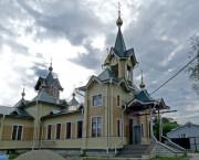 Церковь Николая Чудотворца - Слюдянка - Слюдянский район - Иркутская область