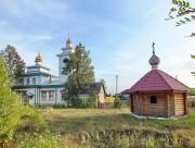 Церковь Троицы Живоначальной - Пристань - Артинский район (Артинский ГО) - Свердловская область