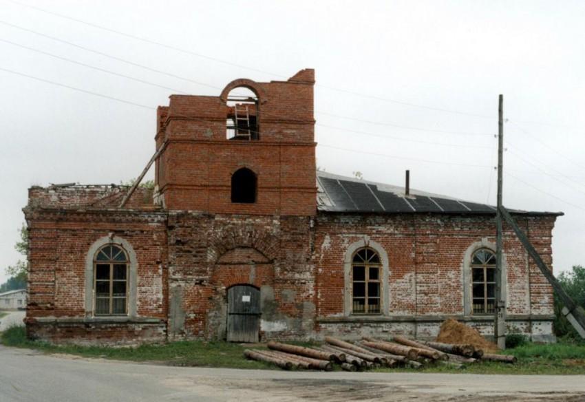 Церковь Рождества Пресвятой Богородицы, Чаадаево