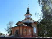 Церковь Покрова Пресвятой Богородицы - Депо (Белый ручей) - Вытегорский район - Вологодская область