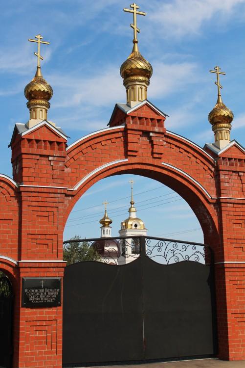 Никольский женский монастырь, Монастырский
