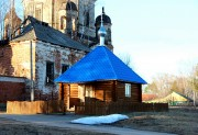 Часовня Успения Пресвятой Богородицы - Новоуспенское - Ветлужский район - Нижегородская область