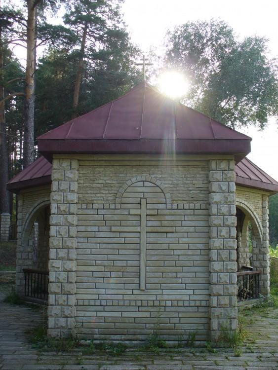 Часовня Авраамия Болгарского, Болгар