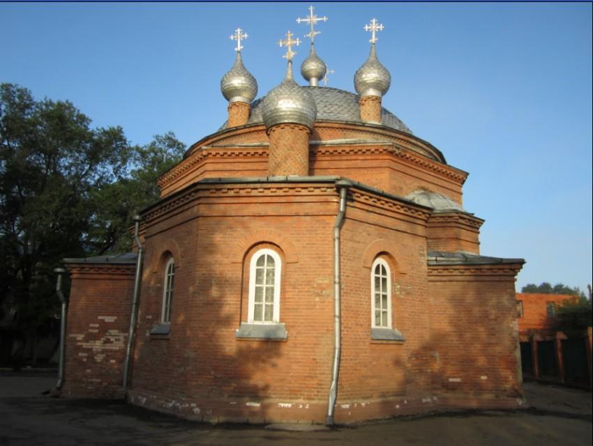 Церковь Спаса Нерукотворного Образа, Дальнереченск