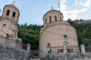 Тбилиси. Давида Гареджийского, церковь