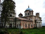 Труженик (Теребени). Николо-Теребенский женский монастырь. Церковь Николая Чудотворца