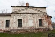 Церковь Николая Чудотворца - Пажа - Ярославский район - Ярославская область
