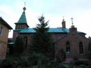 Зеленоградск. Андрея Первозванного, церковь