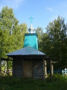 Неизвестная часовня - Большая Акса - Дрожжановский район - Республика Татарстан