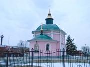 Зелёный Бор. Георгия Победоносца, церковь
