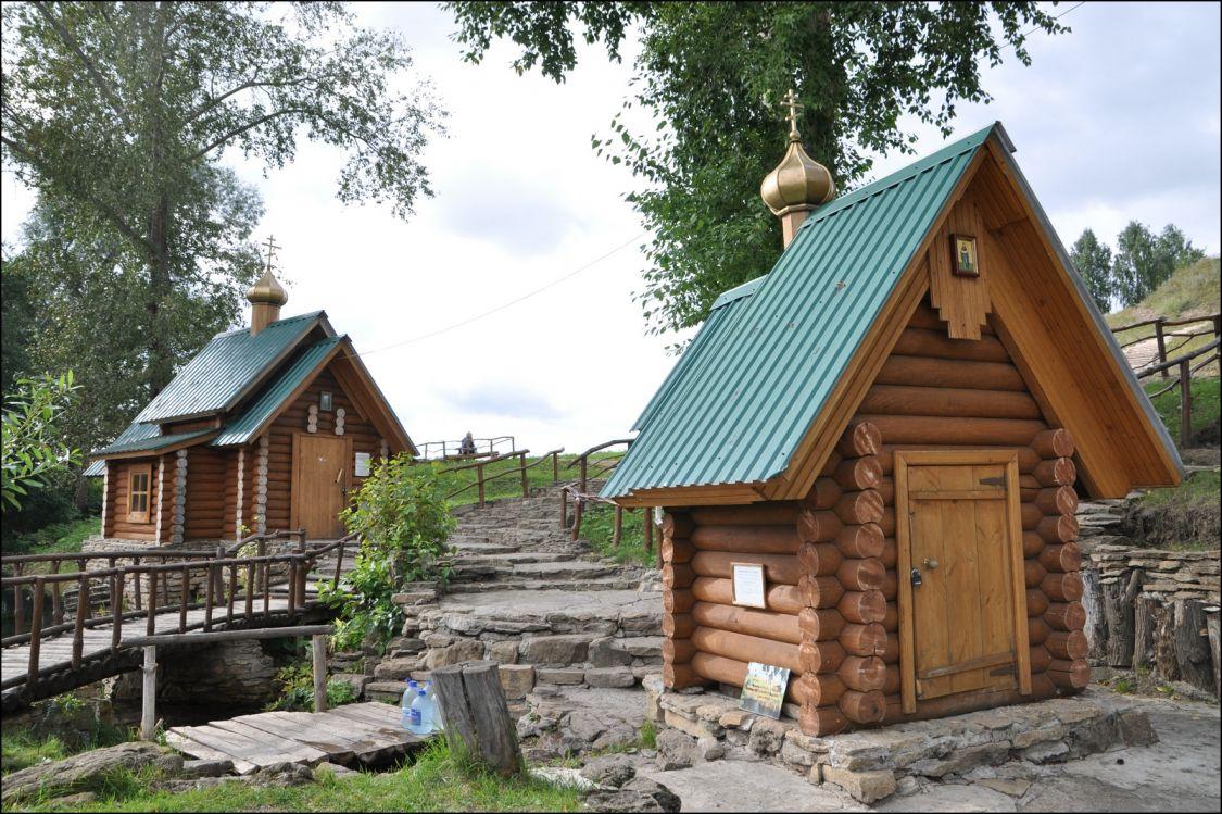 Сарсинский Боголюбский монастырь, Сарсы Вторые