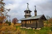 Часовня Казанской иконы Божией Матери - Ольково - Вытегорский район - Вологодская область