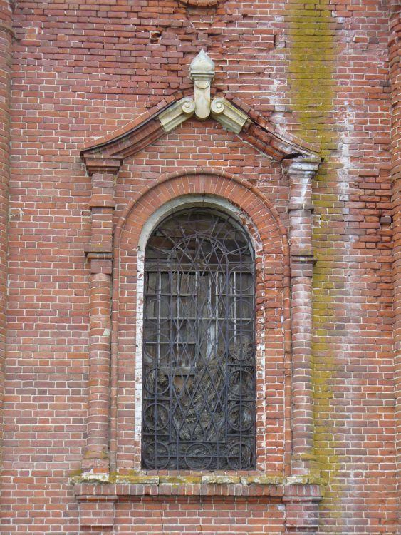 Церковь Троицы Живоначальной, Танкеевка