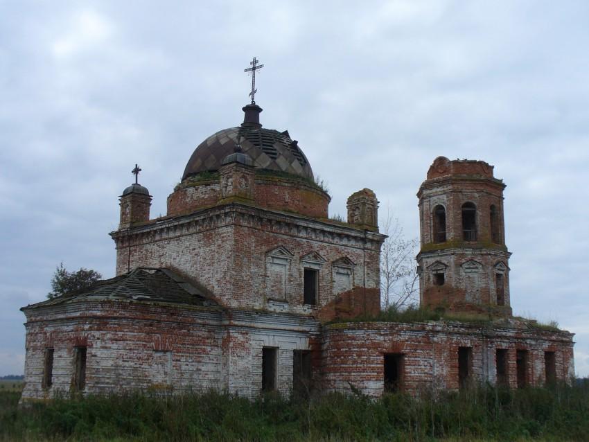 Церковь Михаила Тверского, Щербеть
