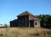 Церковь Зосимы и Савватия - Нижнепаунинская - Тарногский район - Вологодская область