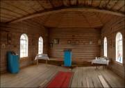 Часовня Петра и Павла в Слободке - Моисеевская - Верховажский район - Вологодская область