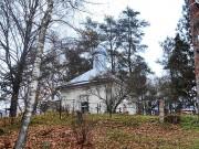 Часовня Спаса Нерукотворного Образа - Кудина Гора - Печорский район - Псковская область