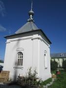 Николо-Шартомский мужской монастырь. Неизвестная часовня - Введеньё - Шуйский район - Ивановская область