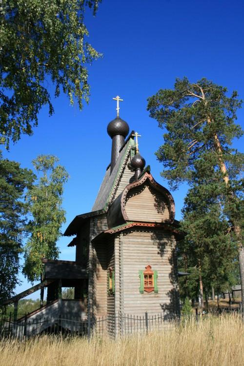 Церковь Платона Студийского, Подомо