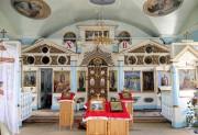 Вилегодск. Богоявления  Господня, церковь