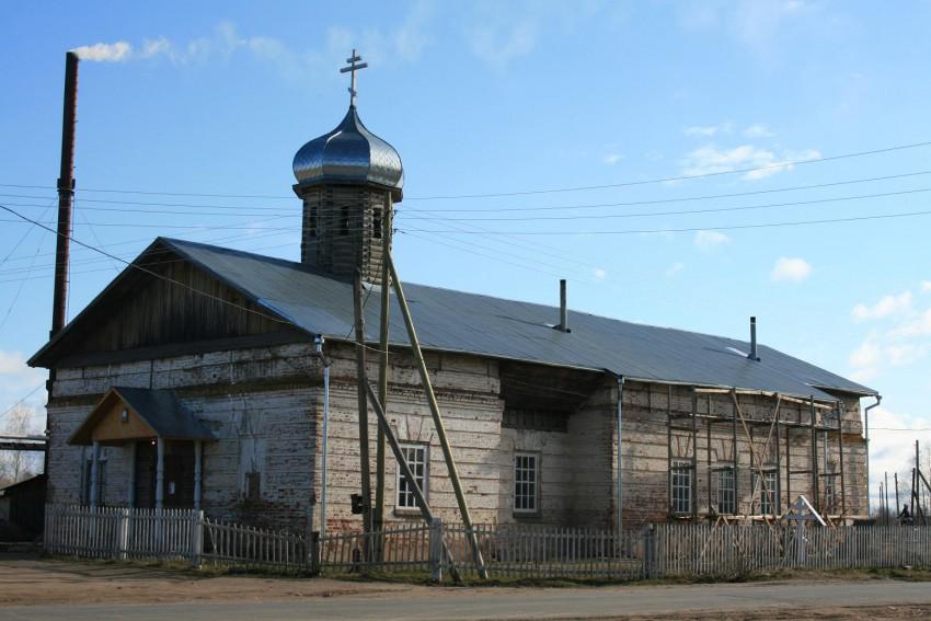Церковь Спаса Преображения, Павловск